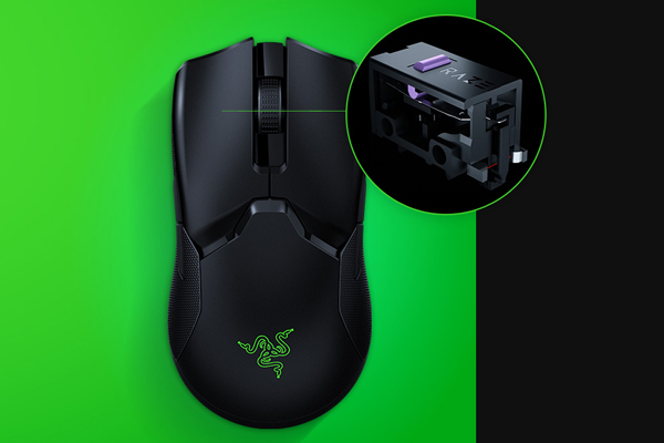 เมาส์ Razer Viper Ultimate Wireless Gaming Mouse ขาย