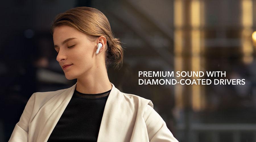หูฟังไร้สาย Anker Soundcore Liberty Air 2 True Wireless ราคา