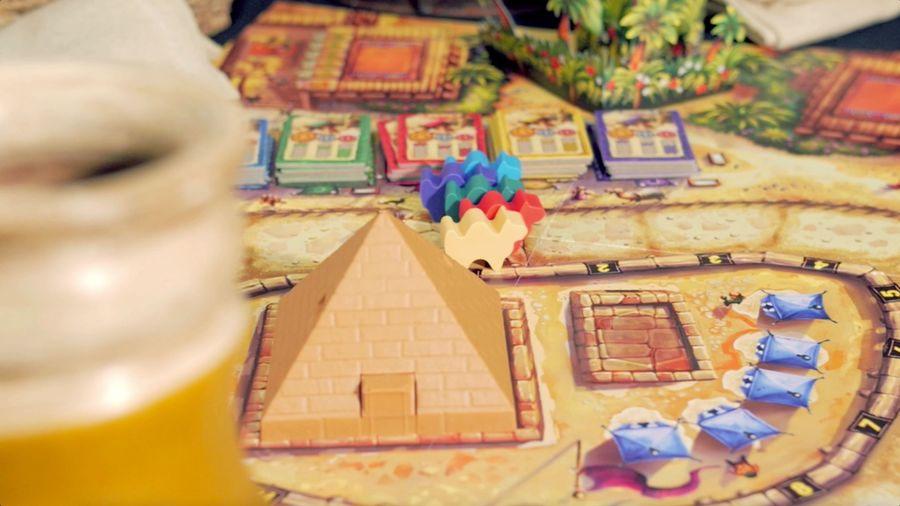 บอร์ดเกม Camel Up 2nd Edition Board Game ซื้อ-ขาย