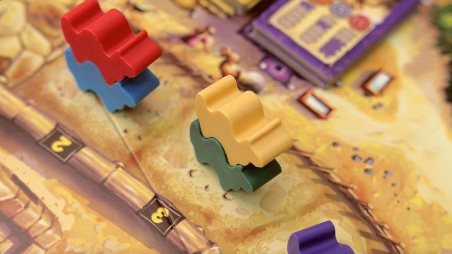 บอร์ดเกม Camel Up 2nd Edition Board Game วิธีเล่น