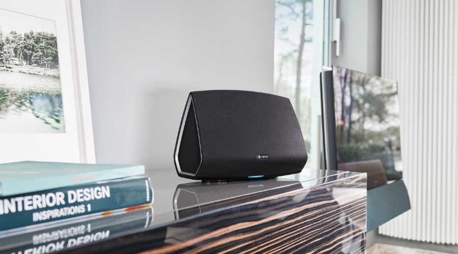 ลำโพงไร้สาย Denon Heos 5 Wireless Speaker ราคา