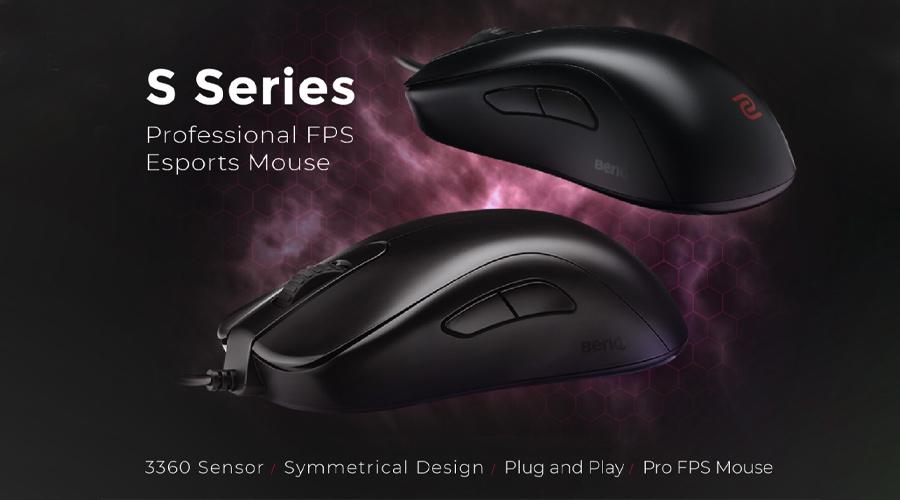เมาส์ Zowie S2 Gaming Mouse รีวิว