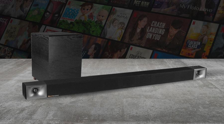 ลำโพง Klipsch BAR 48 Sound Bar Speaker ราคา