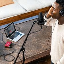 Home Studio Soundcard