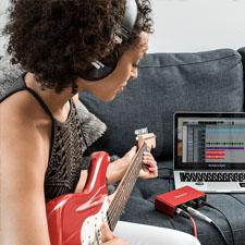 แนะนำ Audio Interface ราคาถูก