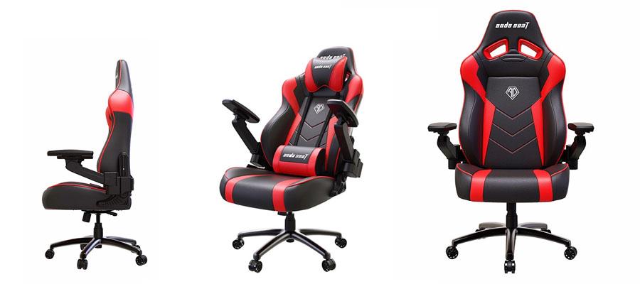เก้าอี้เล่นเกม Anda Seat Zoran Gaming Chair รีวิว