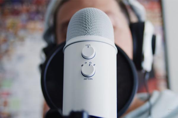 ไมโครโฟน Blue Yeti Studio Microphone การใช้งาน ซื้อ-ขาย