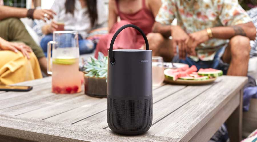 ลำโพง Bose Portable Home Speaker ขายดี