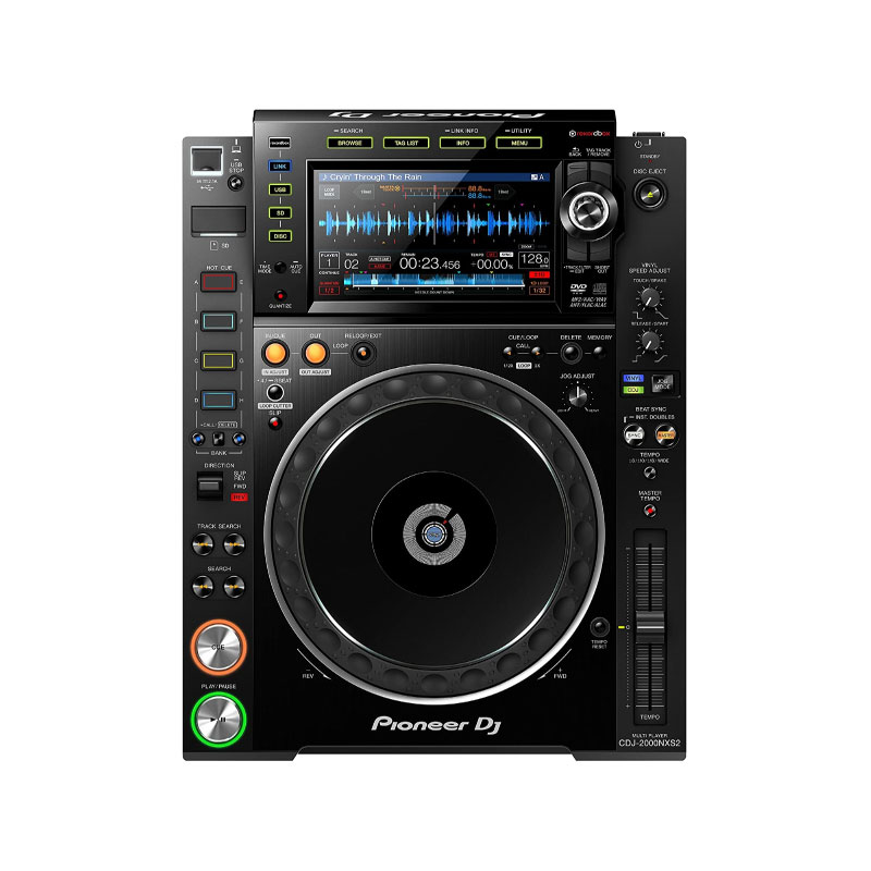Pioneer DJ CDJ2000NXS2 Professional Multi Player
