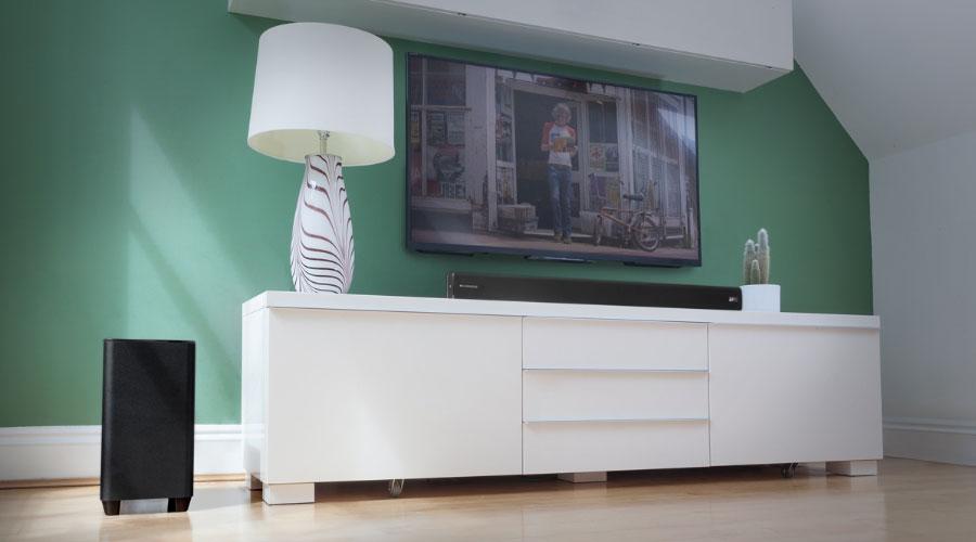 ลำโพง Cambridge Audio TVB2 V2 Soundbar+Subwoofer Speaker ราคา