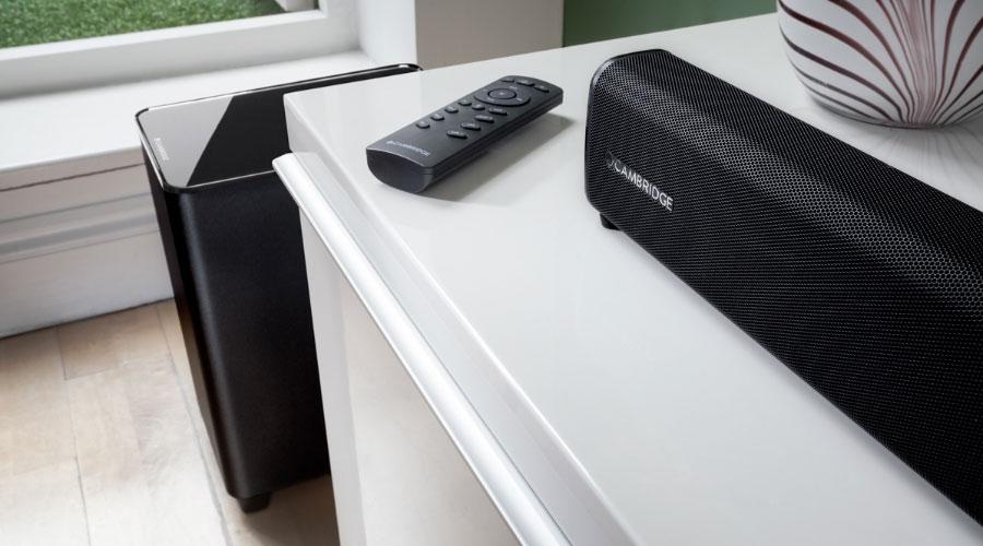 ซื้อ ลำโพง Cambridge Audio TVB2 V2 Soundbar+Subwoofer Speaker