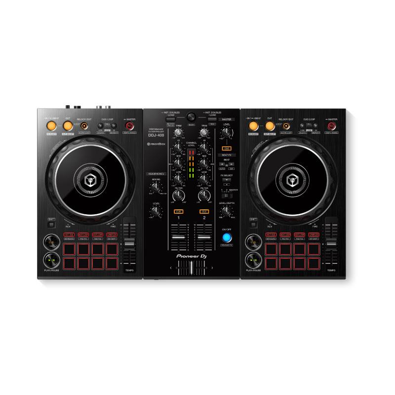 Pioneer DJ DDJ-400 2-Channel DJ Controller