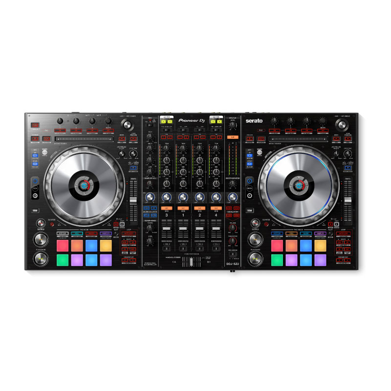 Pioneer DJ DDJ-SZ2 Flagship 4-Channel Controller