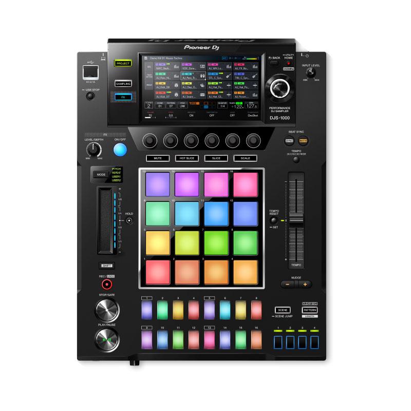 Pioneer DJ DJS-1000 Stand Alone DJ Sampler