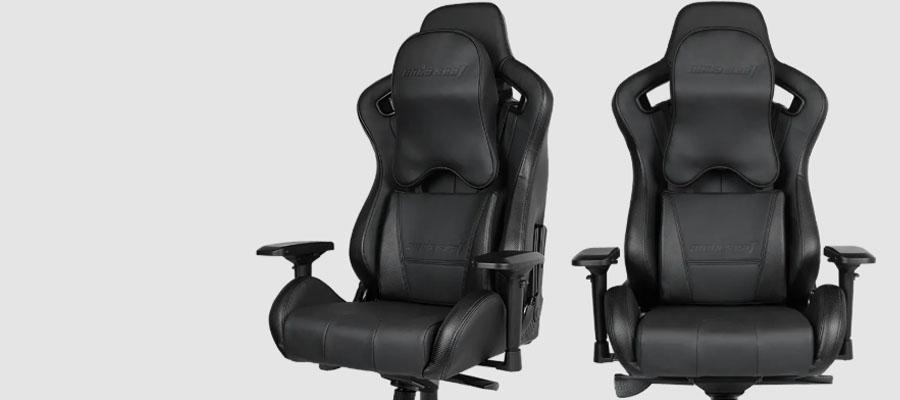 เก้าอี้เล่นเกม Anda Seat Dark Knight Nappa Edition Premium Gaming Chair รีวิว