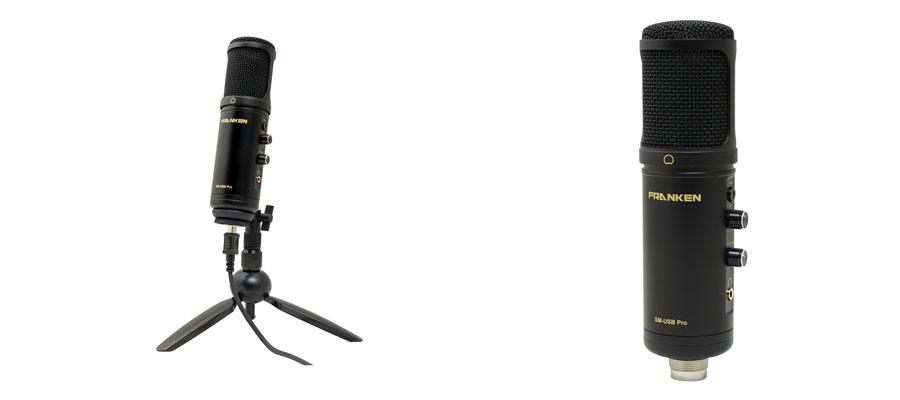 รีวิว ไมโครโฟน Franken SM-USB Pro Microphone