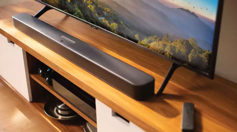 ซื้อ ลำโพง JBL Bar 2.1 Deep Bass Soundbar