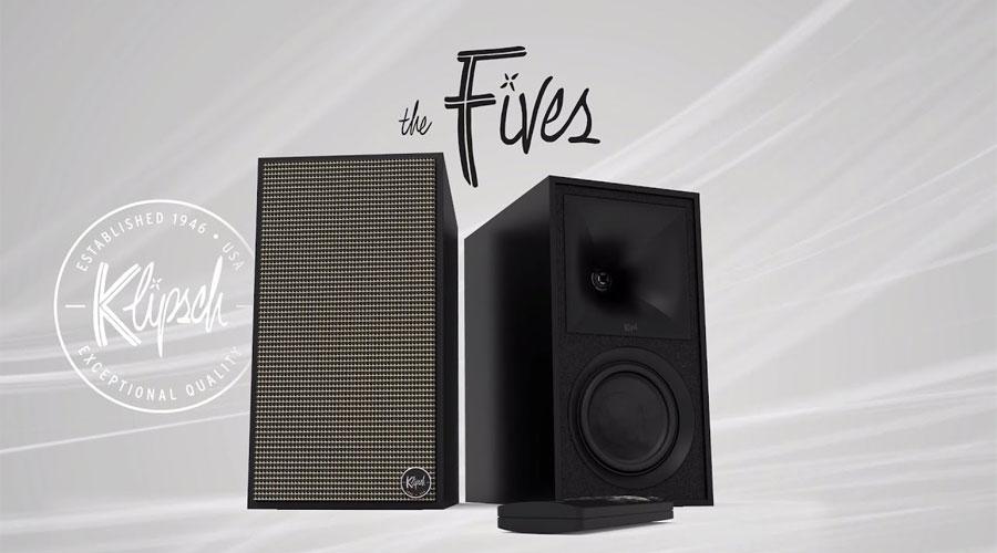 ลำโพง Klipsch The Fives Powered Speaker ราคา