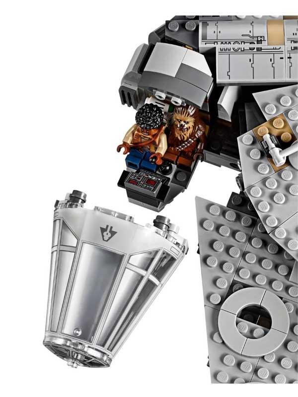 Lego Star Wars: The Rise of Skywalker 75257 Millennium Falcon ซื้อ