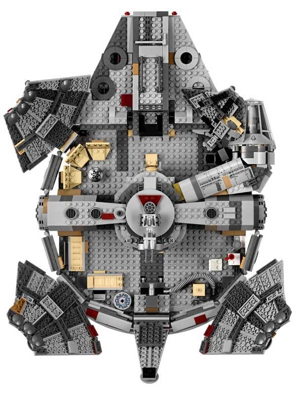 Lego Star Wars: The Rise of Skywalker 75257 Millennium Falcon ขาย