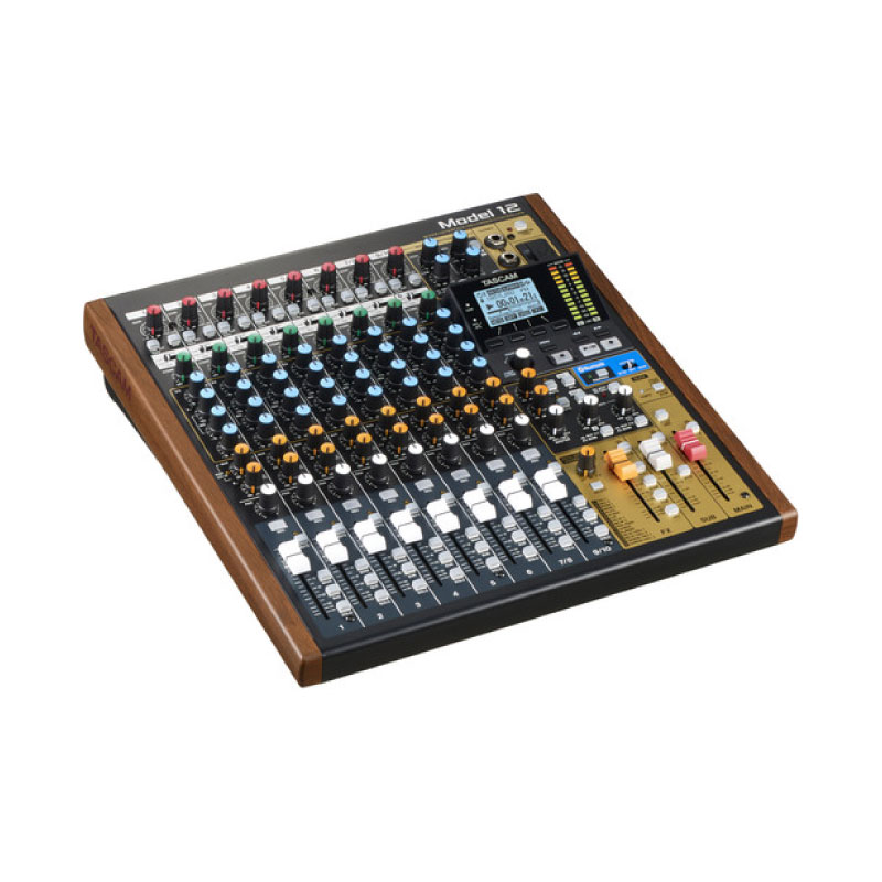 Tascam Model 12 Integrated Production Suite Mixer