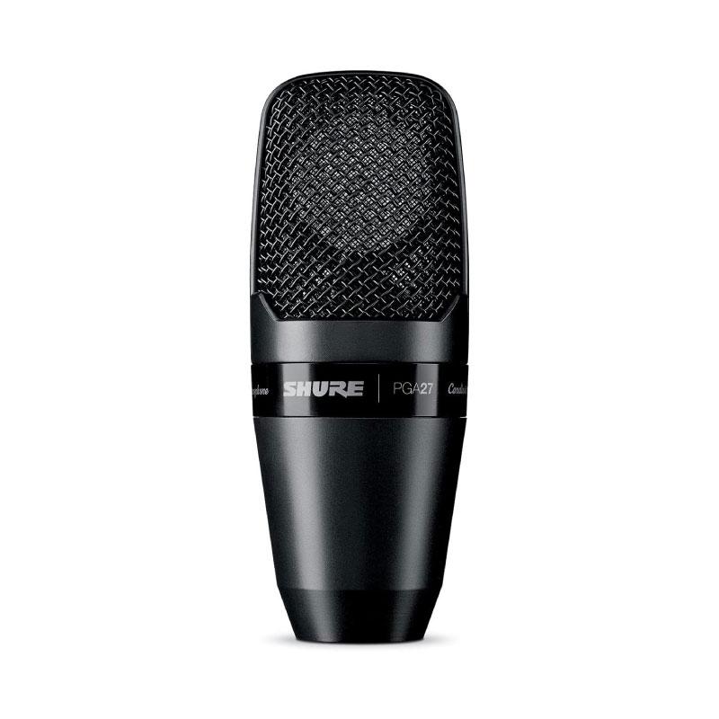 ไมโครโฟน Shure PGA27-LC Cardioid Microphone