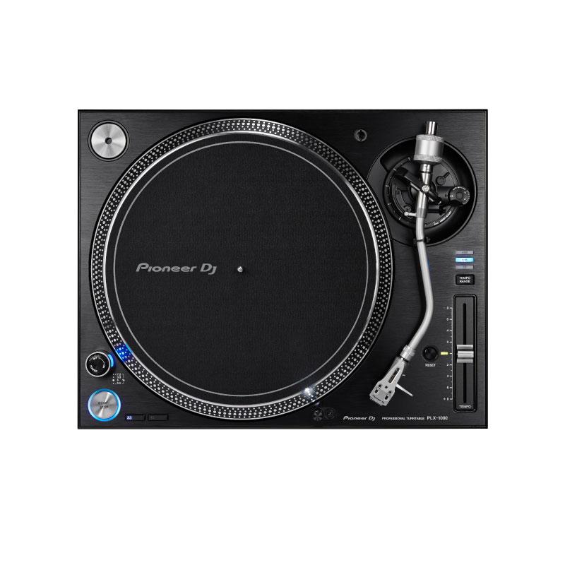 Pioneer DJ PLX-1000 High Torque Professional Turntable