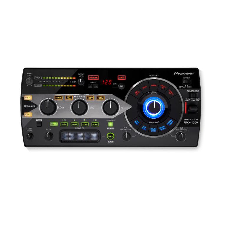 Pioneer DJ RMX-1000 3-in-1 Remix Station