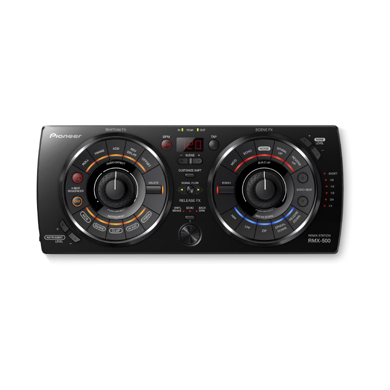 Pioneer DJ RMX-500 Multi FX Unit With One-handed Control