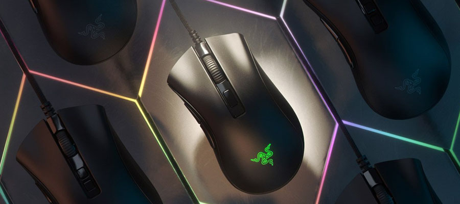 รีวิว เมาส์ Razer DeathAdder V2 Mini RGB Gaming Mouse