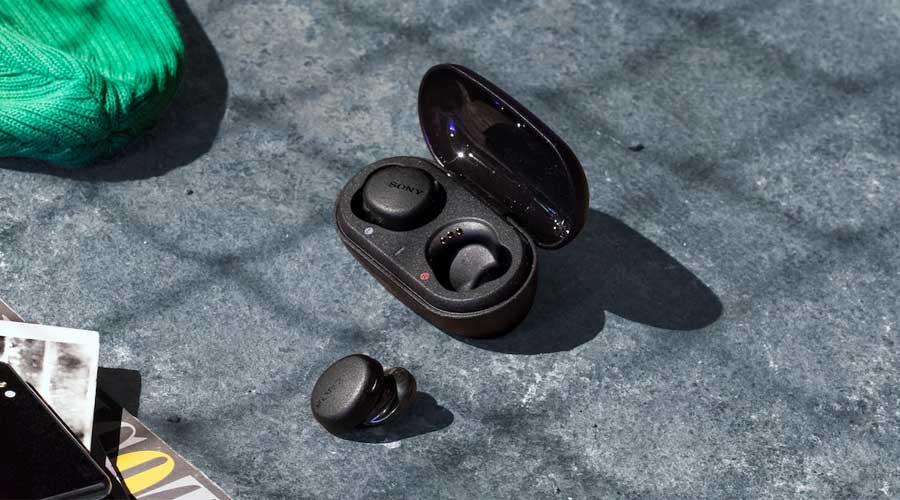 ซื้อ หูฟังไร้สาย Sony WF-XB700 True Wireless
