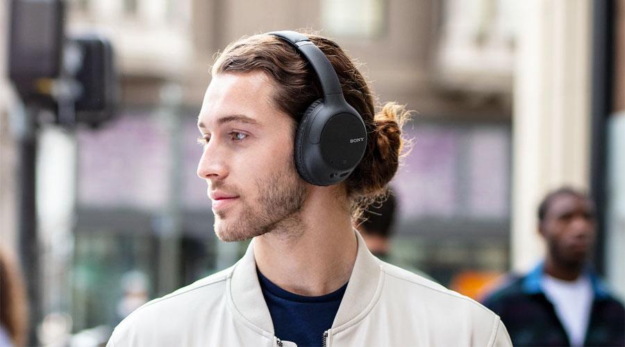หูฟัง Sony WH-CH710N Wireless Headphone ราคา