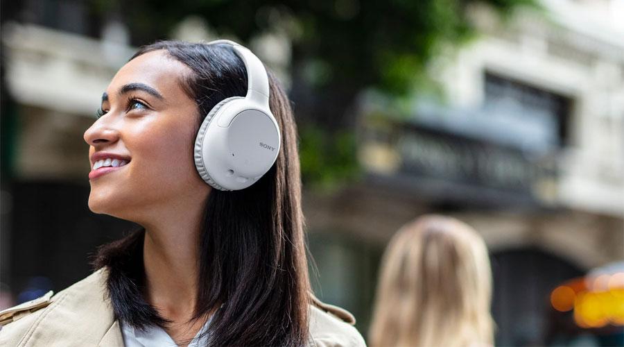 ซื้อ หูฟัง Sony WH-CH710N Wireless Headphone