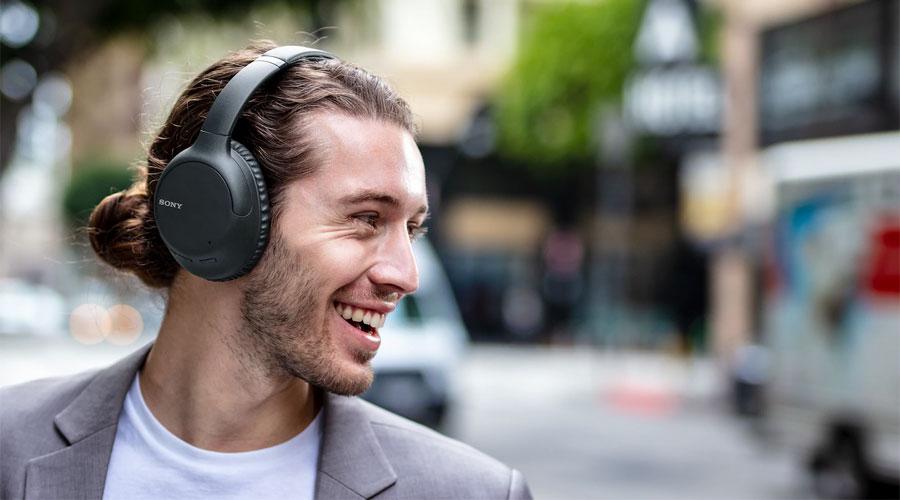 หูฟัง Sony WH-CH710N Wireless Headphone ขายดี