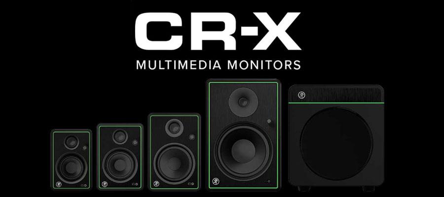 ลำโพง Mackie CR4-X Speaker รีวิว