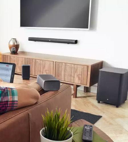 ลำโพง JBL Bar 5.1 Sound Bar Speaker เสียงดี