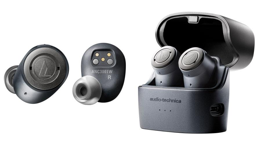 หูฟัง Audio-Technica ANC300TW True Wireless ราคา