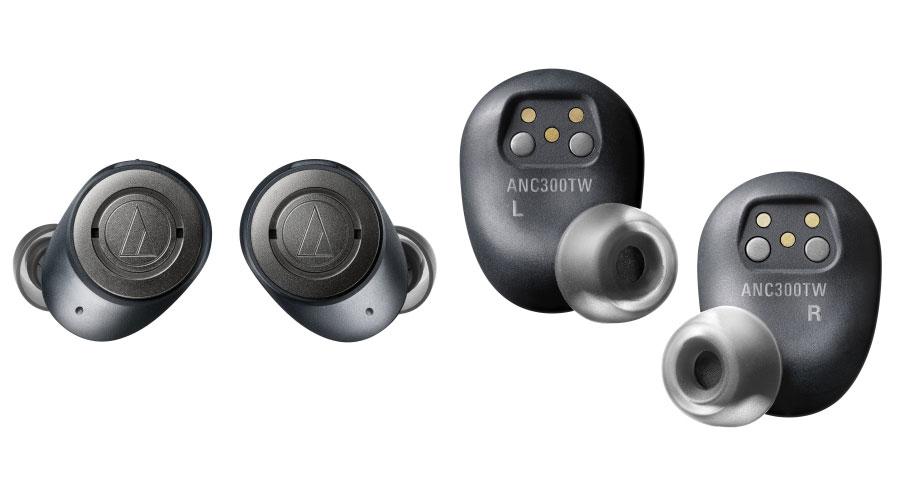 ซื้อ หูฟัง Audio-Technica ANC300TW True Wireless