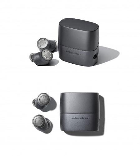 หูฟัง Audio-Technica ANC300TW True Wireless ตัดเสียงรบกวน