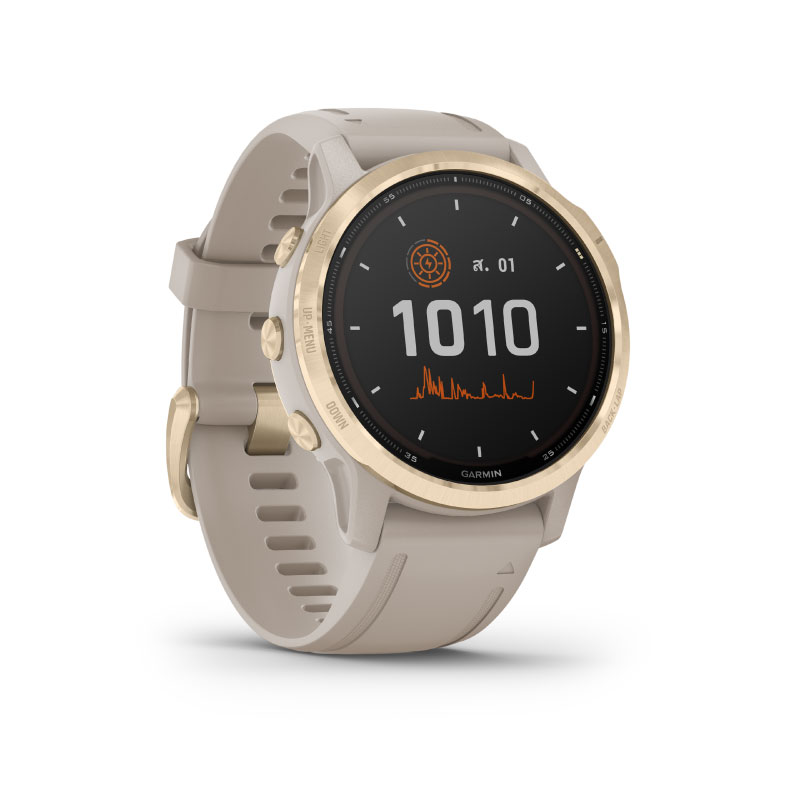 Garmin Fenix 6s Pro Solar Smart Watch