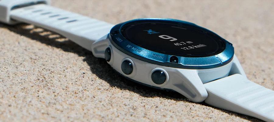 Garmin Fenix 6 Pro Solar Smart Watch สเปค