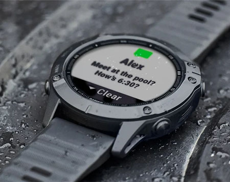 Garmin Fenix 6 Pro Solar Smart Watch ดีไหม
