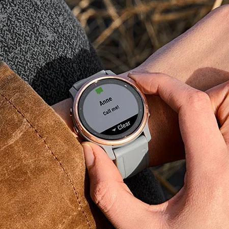 Garmin Fenix 6 Pro Solar Smart Watch ซื้อ