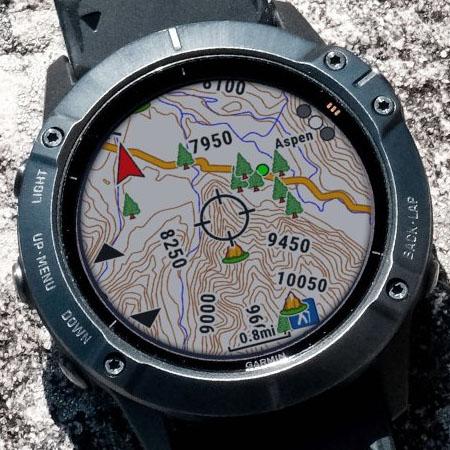 Garmin Fenix 6 Pro Solar Smart Watch ขาย