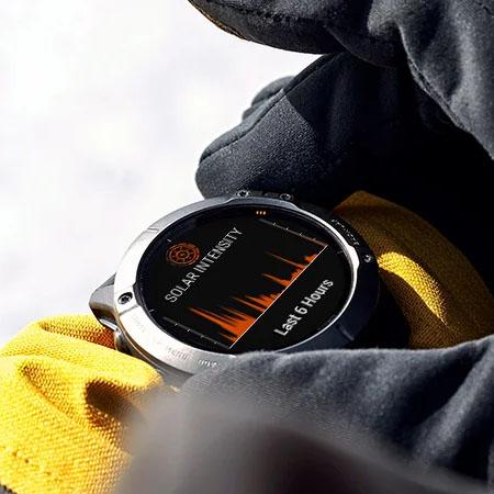 Garmin Fenix 6 Pro Solar Smart Watch ราคา