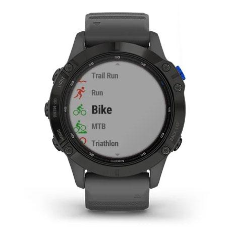 Garmin Fenix 6 Pro Solar Smart Watch กันน้ำ