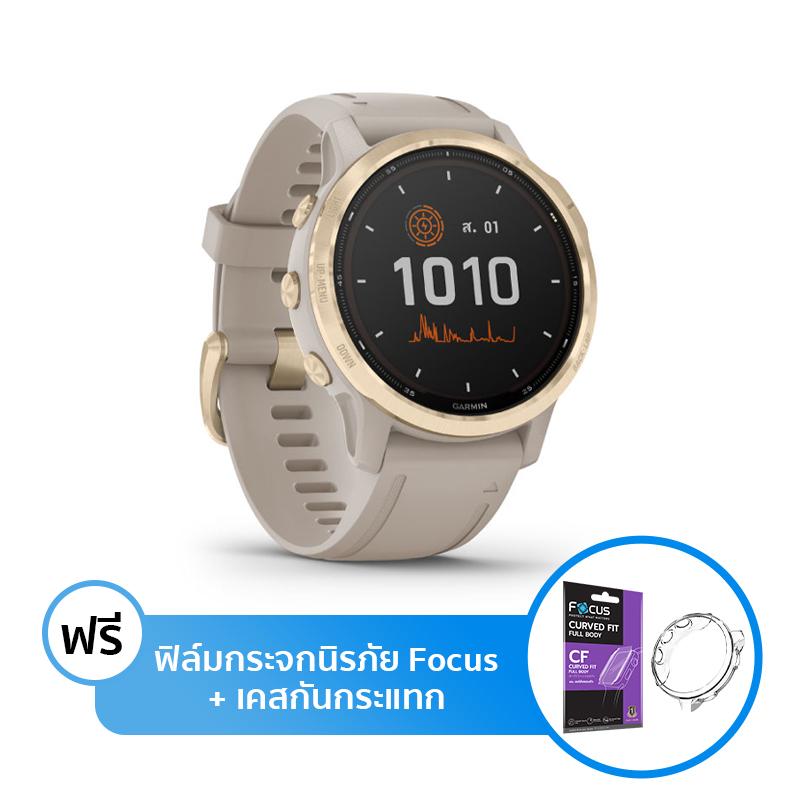 นาฬิกา Garmin Fenix 6s Pro Solar Smart Watch