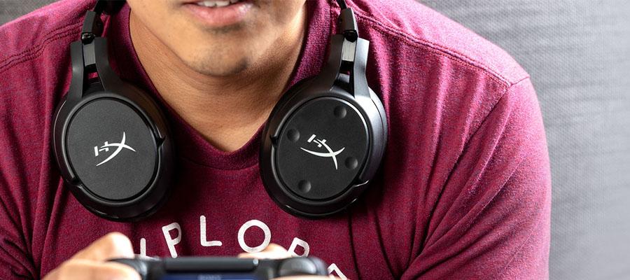 หูฟังไร้สาย HyperX Cloud Flight S 7.1 Wireless Headphone รีวิว