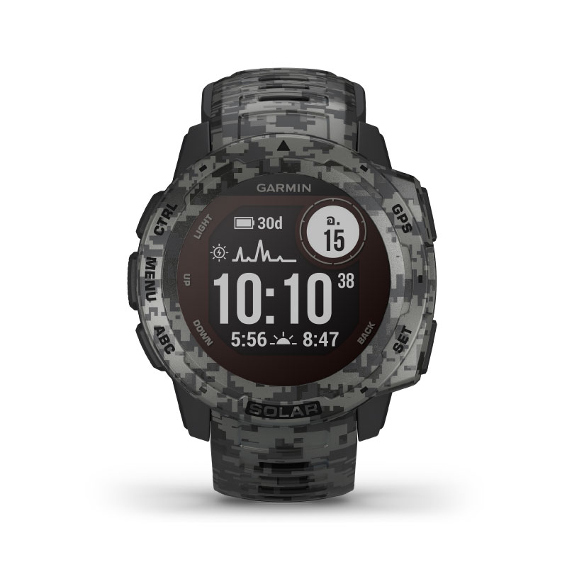 Garmin Instinct Solar Smart Watch
