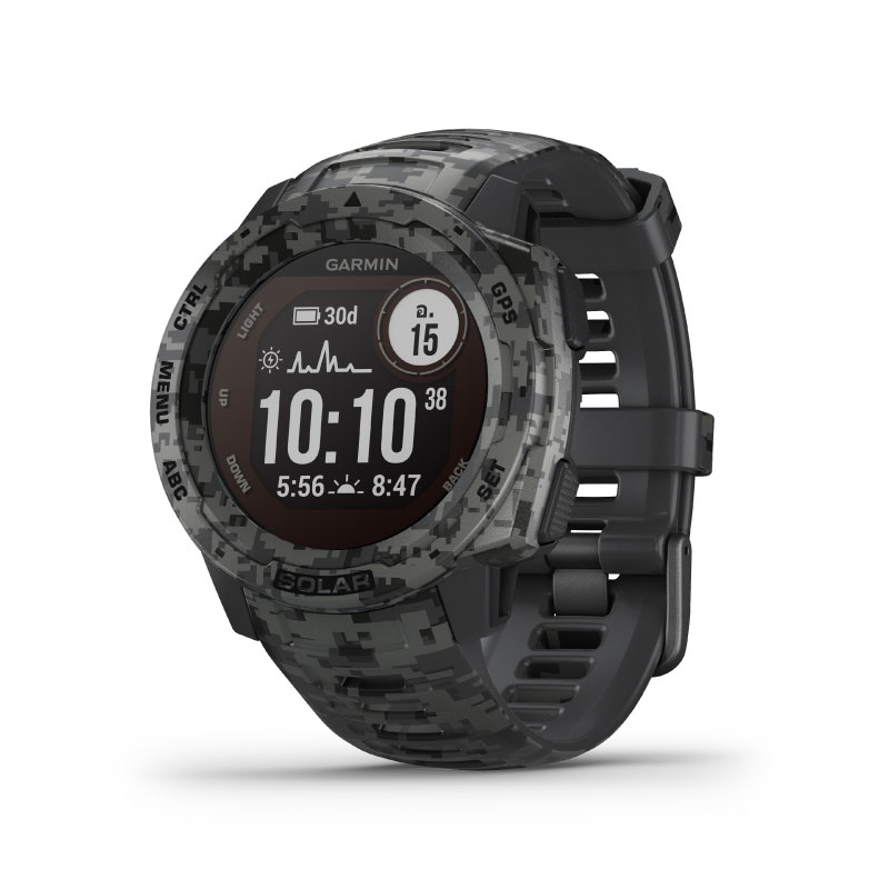 นาฬิกา Garmin Instinct Solar Smart Watch